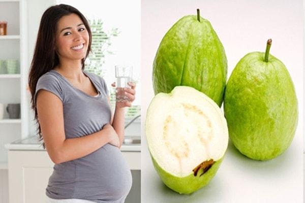 Những lợi ích đến từ việc ăn ổi khi mang thai