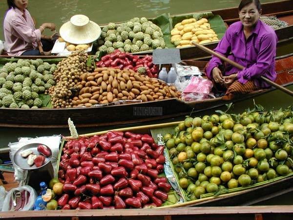 4 vựa trái cây lớn nhất đồng bằng sông Cửu Long 1