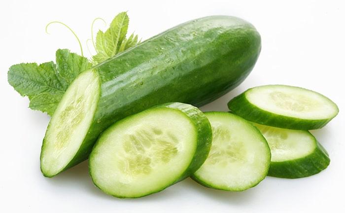 Ngời bị đau dạ dày không nên ăn dưa chuột, sẽ làm tình trạng bệnh nặng thêm