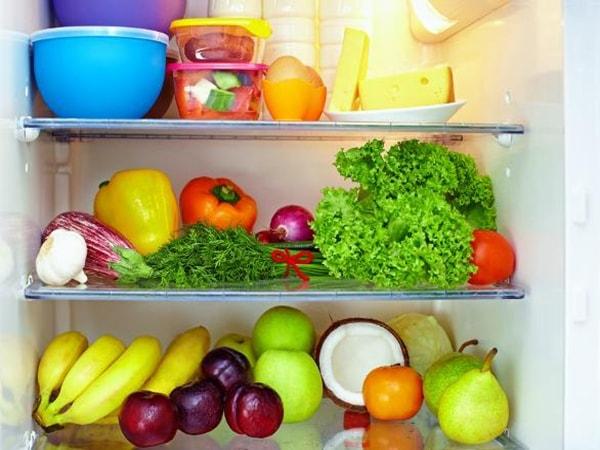 Làm sao để bảo quản hoa quả tươi ngon, lâu hỏng?