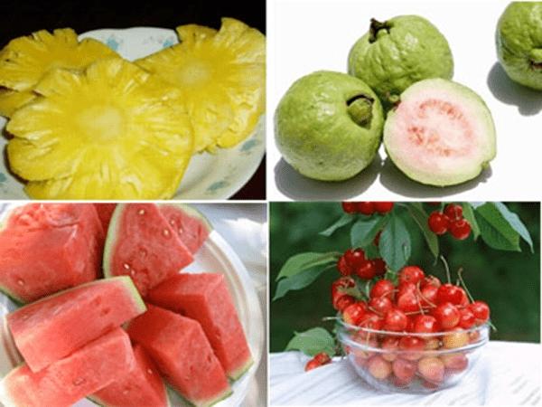 Những loại trái cây mát, bổ và có lợi cho sức khỏe