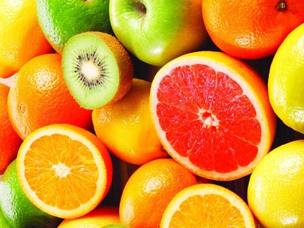 Bà bầu nên ăn trái cây nhiều vitamin C