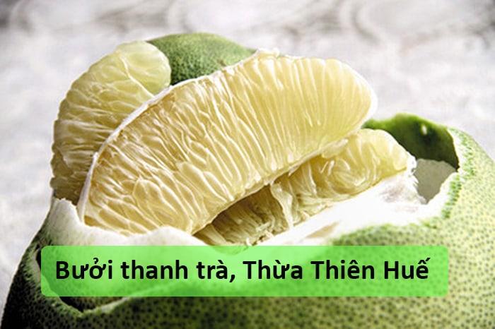 Bưởi thanh trà, Thừa Thiên Hu