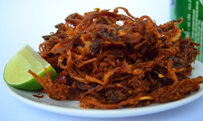 Thịt bò khô Đà Nẵng khiến người ăn nhớ mãi