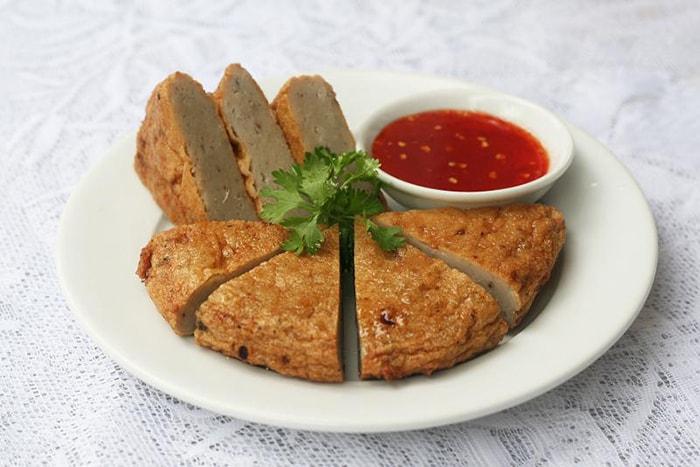Chả cá Nha Trang nổi tiếng thơm ngon
