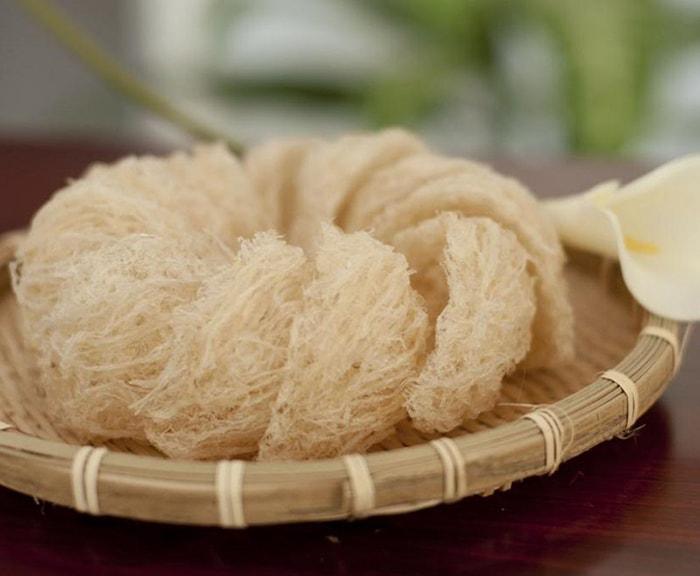 Yến sào Nha Trang - món ăn rất tốt cho sức khỏe