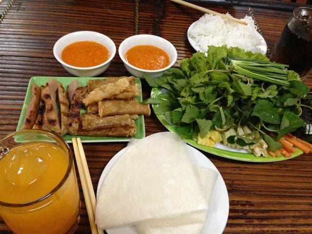 Nem chua Ninh Hòa - Nha Trang