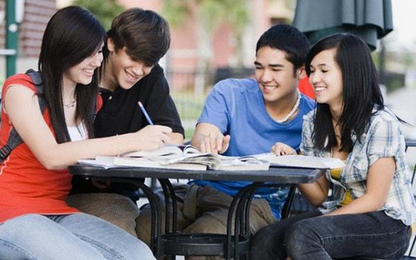 Học nhóm là một cách học hiệu quả