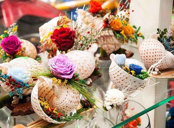 Bạn có thể mua hoa sấy khô ở Đà Lạt về làm quà