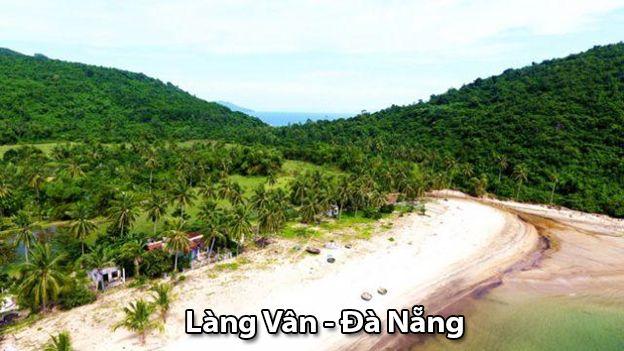 Làng Vân - Một địa điểm đẹp của Đà Nẵng