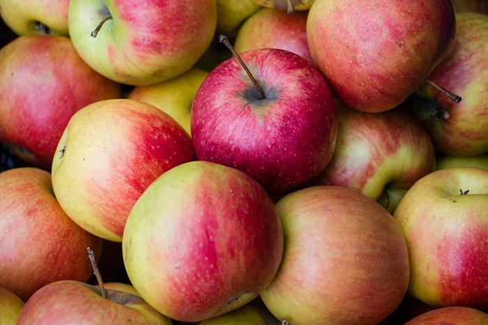 Ăn táo mỗi ngày rất tốt cho sức khỏe bà bầu