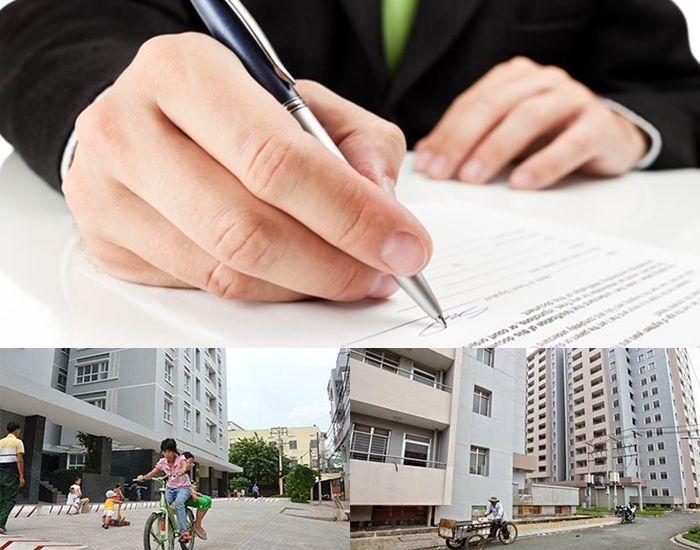 Điều kiện mua nhà thu nhập thấp ưu tiên những đối tượng nào? 1