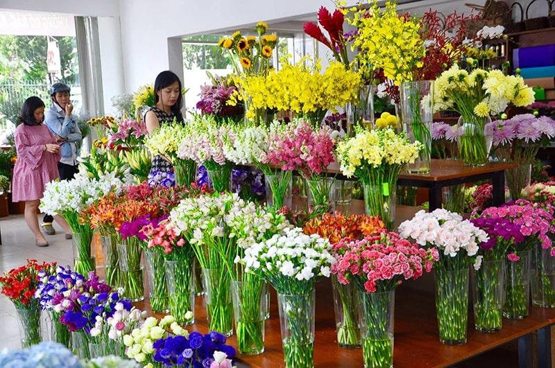 Nên chọn dịch vụ điện hoa có uy tín để nâng cao hiệu quả của mục đích tặng hoa