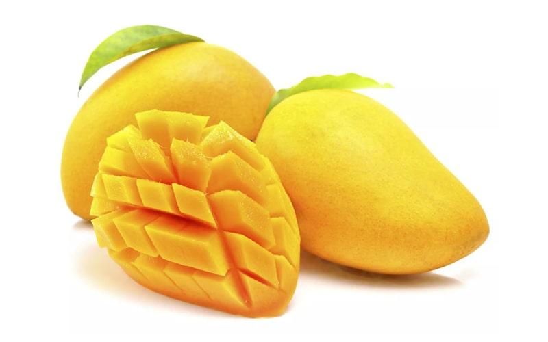 Xoài là nguồn cung cấp vitamin C tuyệt vời
