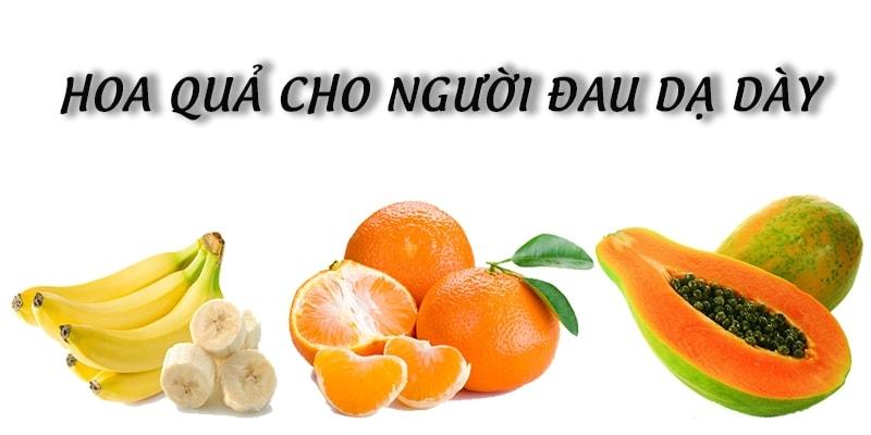 Những loại hoa quả tốt cho người đau dạ dày? 1