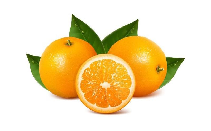 Cam cung cấp vitamin D rất tốt cho cơ thể