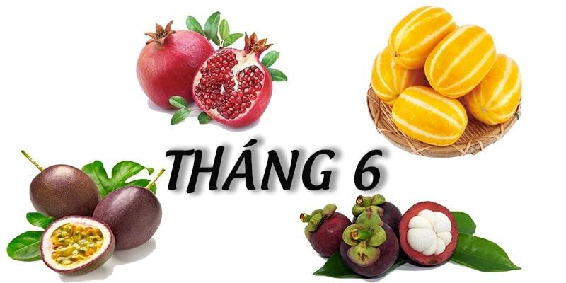 Tháng 6 mùa trái cây gì? Loại quả nào nên bổ sung cho cơ thể? 5