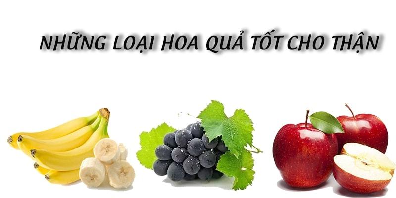 Những loại hoa quả tốt cho thận của bạn 1