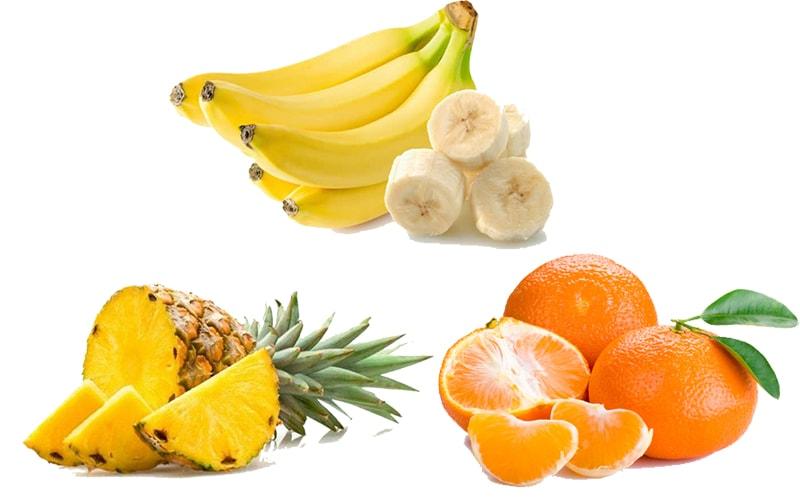 Những loại hoa quả người bệnh thận nên kiêng