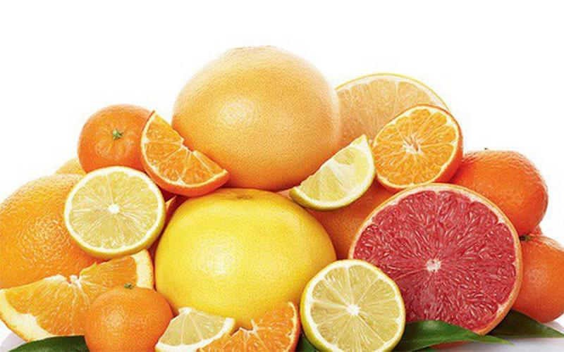 Cam quýt là những thứ quả giàu vitamin C