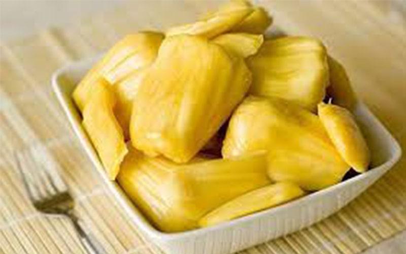 Mít là loại quả rất phổ biến ở miền Bắc