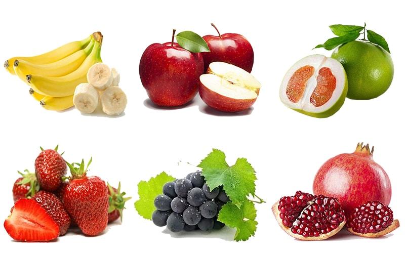 Những loại hoa quả bổ máu bạn nên biết