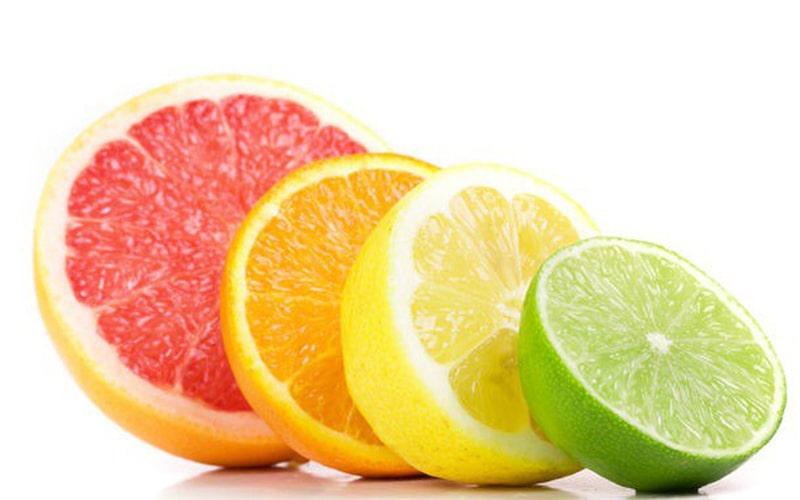 Những loại quả có múi là nguồn Vitamin A dồi dào