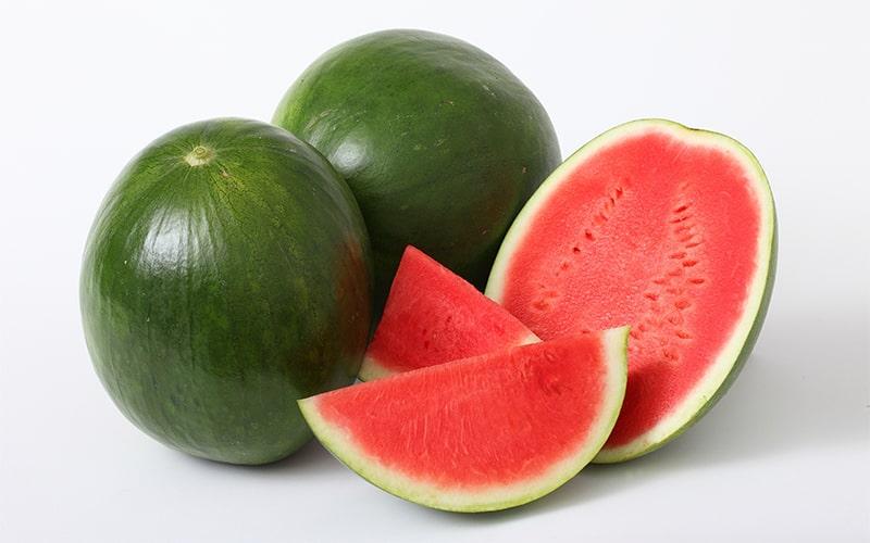 Dưa đỏ chứa nguồn vitamin A với hàm lượng calo thấp