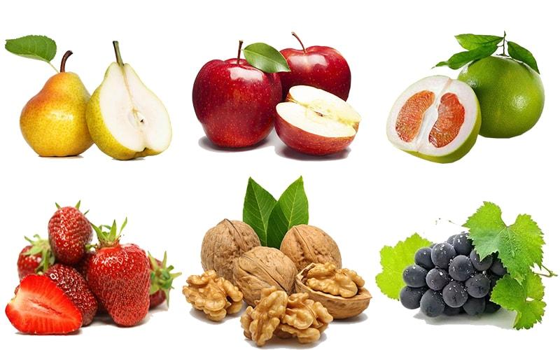 Một số loại hoa quả tốt cho phổi bạn cần biết