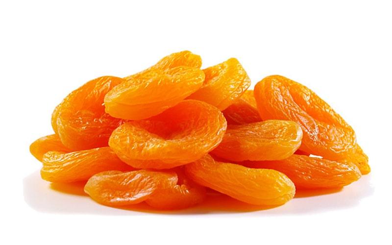 Hoa quả sấy khô cũng là nguồn vitamin E dồi dào