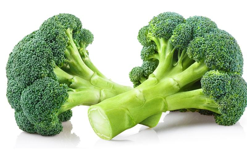 Một chén bông cải xanh sẽ cung cấp 4% nhu cầu vitamin E hàng ngày