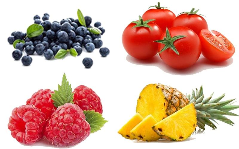 Những loại hoa quả phòng chống ung thư hiệu quả