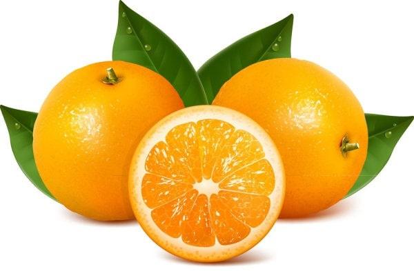 Quả cam là loại quả đặc trưng từ tháng 12 đến tháng 3