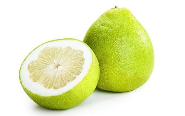 Bưởi là loại quả đặc trưng tháng 12, tháng 1