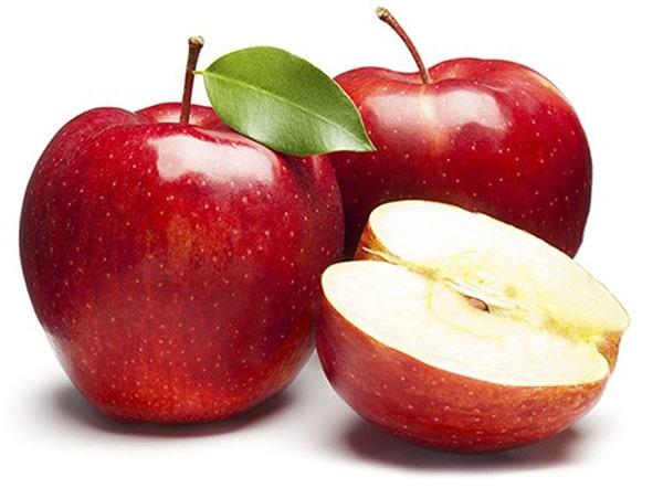 Táo là loại quả đặc trưng tháng 12