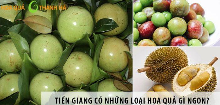 6 loại trái cây đặc sản của tỉnh Tiền Giang