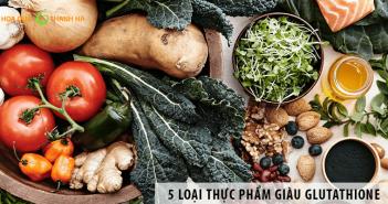 5 loại thực phẩm giàu glutathione quen thuộc hàng ngày