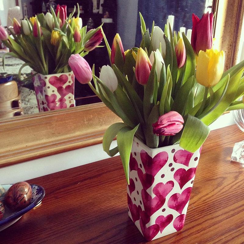 Cách chọn hoa tặng sinh nhật chị