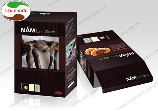 Sản phẩm nấm lim xanh hiện đang được bán tại Hà Nội