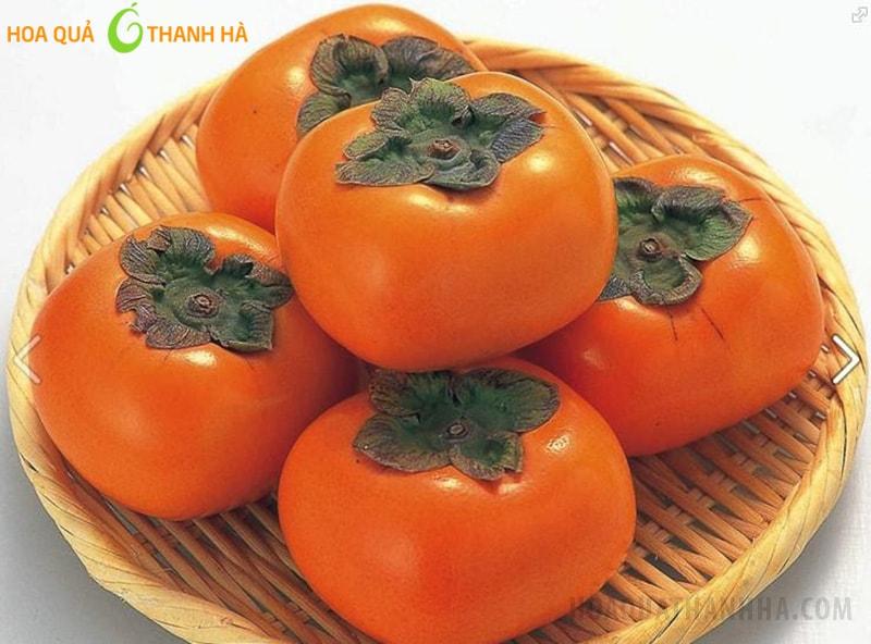 Quả hồng nhiều vitamin và chất dinh dưỡng có lợi cho sức khỏe